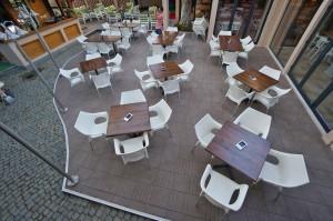 Pizzeria Escape - Restaurant - Terasa - Dej (1)