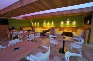 Pizzeria Escape - Restaurant - Terasa - Dej (6)