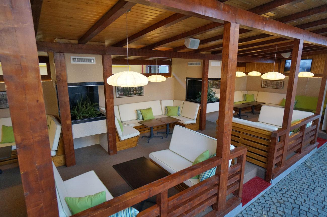 Pizzeria Escape Restaurant Terasa Dej 2 Trend Furniture Blog