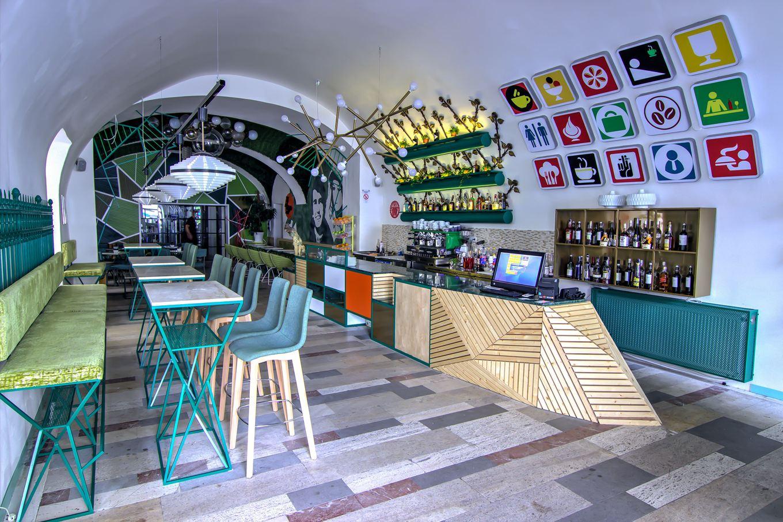 Bar si mobilier cafenea moderne