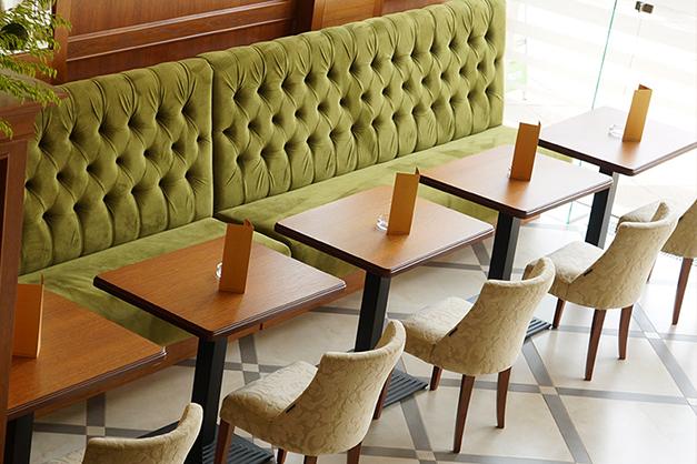 Canapele modulare cafenea si bar, personalizate