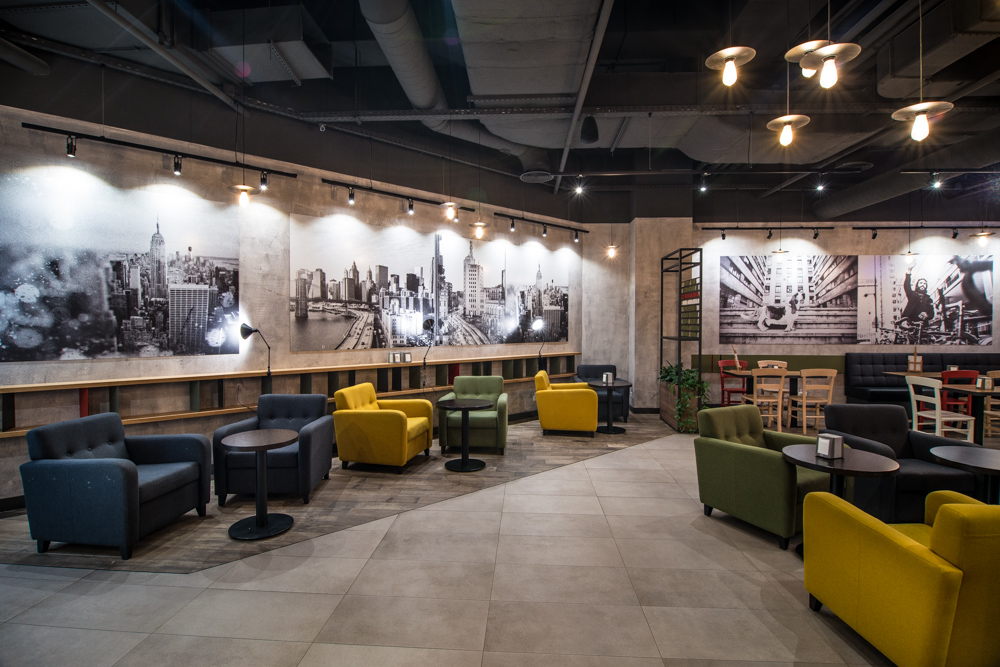 Trend Furniture - amenajari HORECA - restaurante, hoteluri, cafenele, bistro