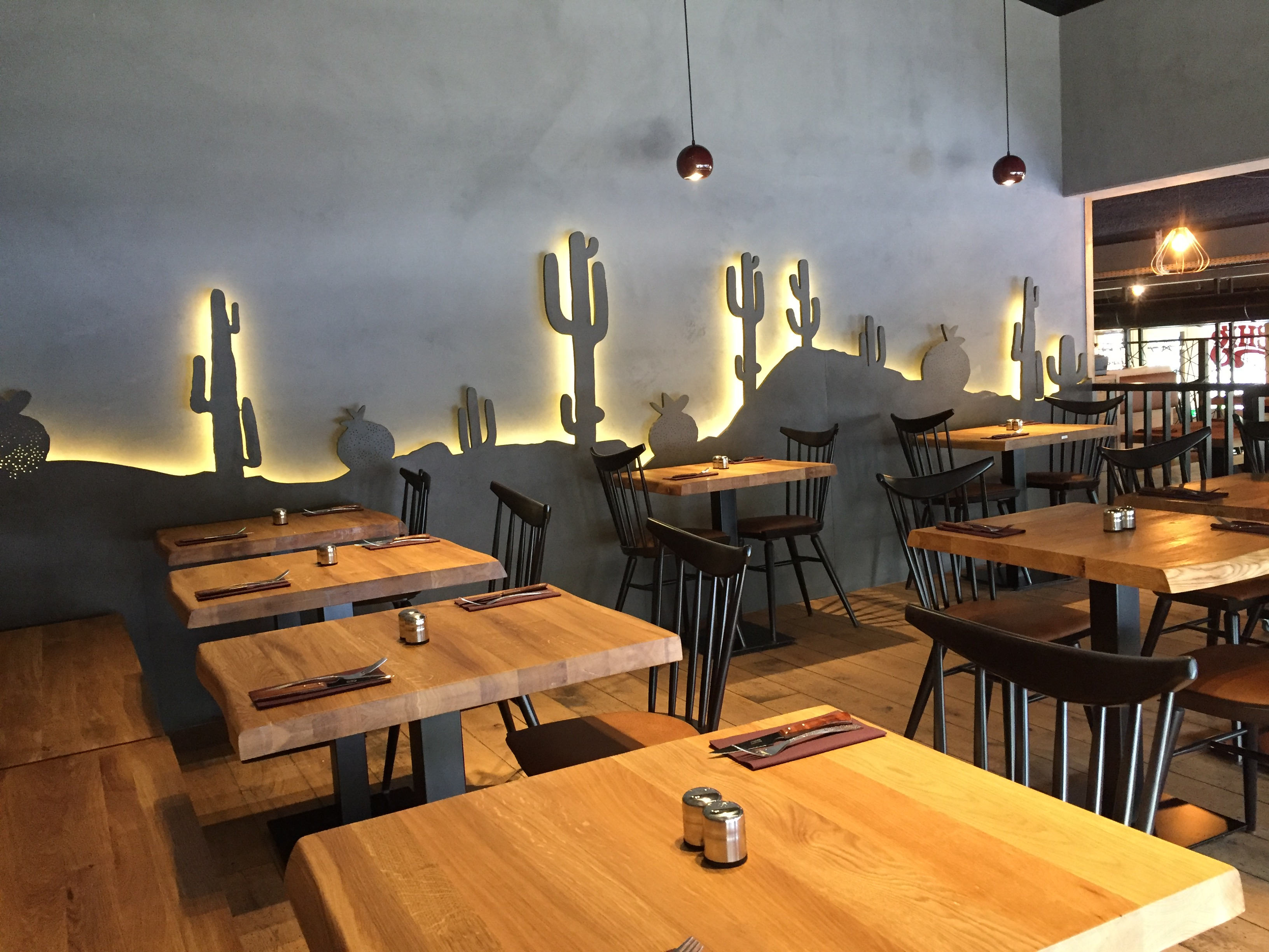 Restaurant Chi Chi's Luxemburg