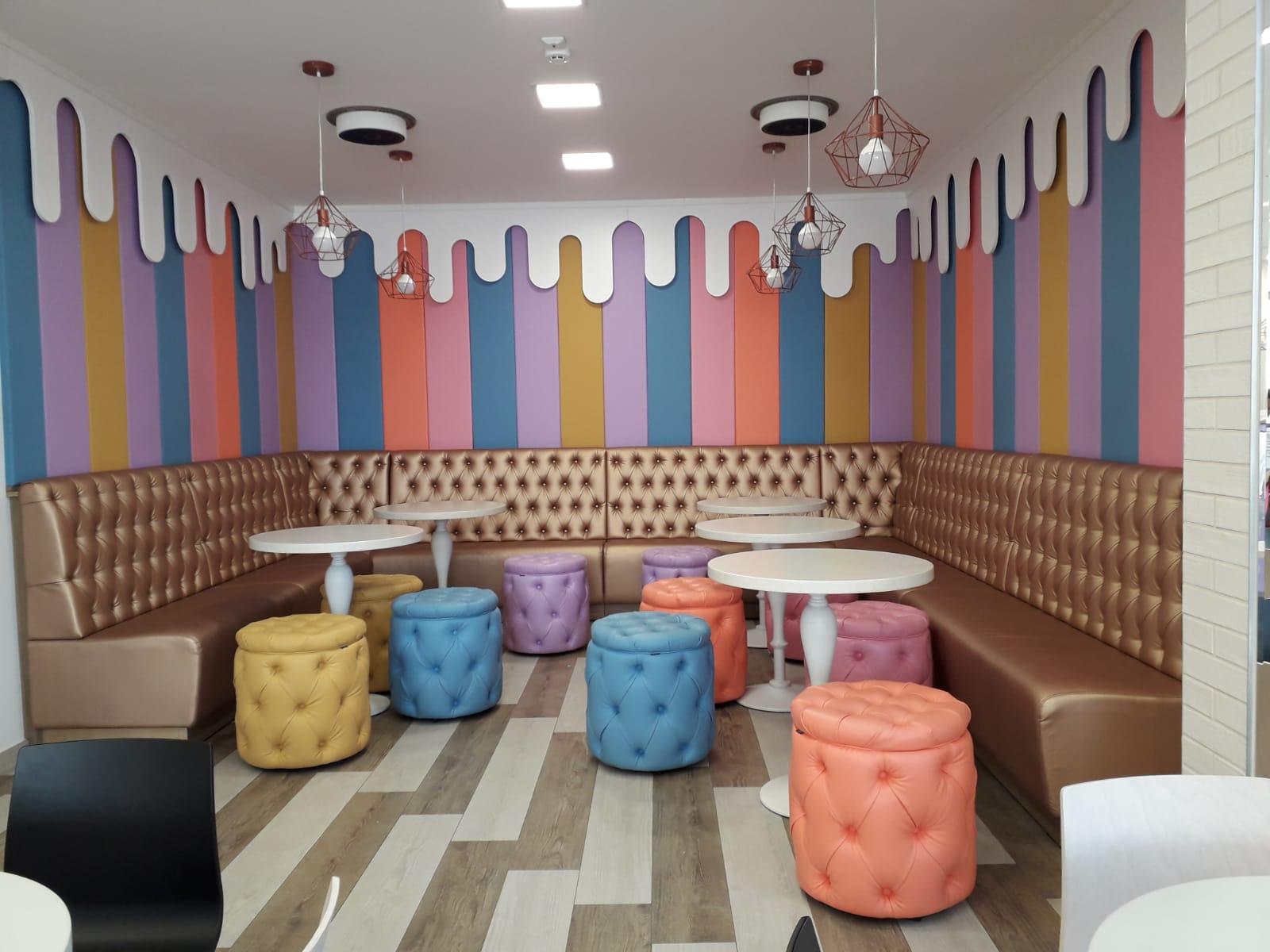 Amenajare Cofetaria Dana - Trend Furniture