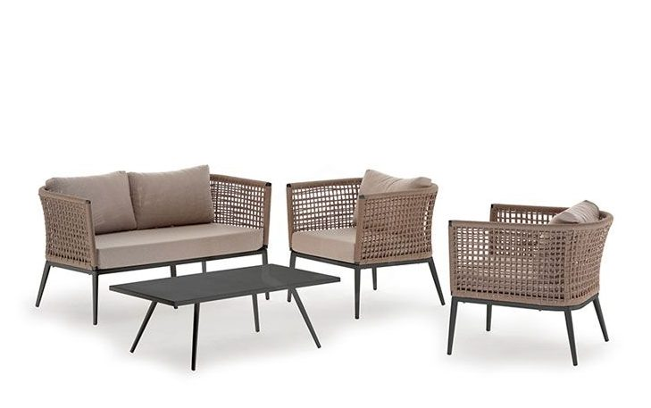 set lounge terasa cuba  Trend Furniture