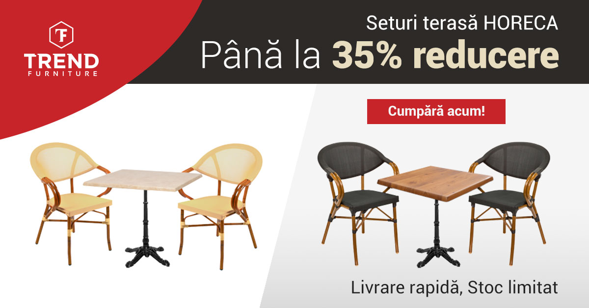 mobilier terasa ieftin trend furniture